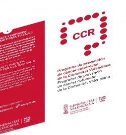 folleto cancer colonoscopia